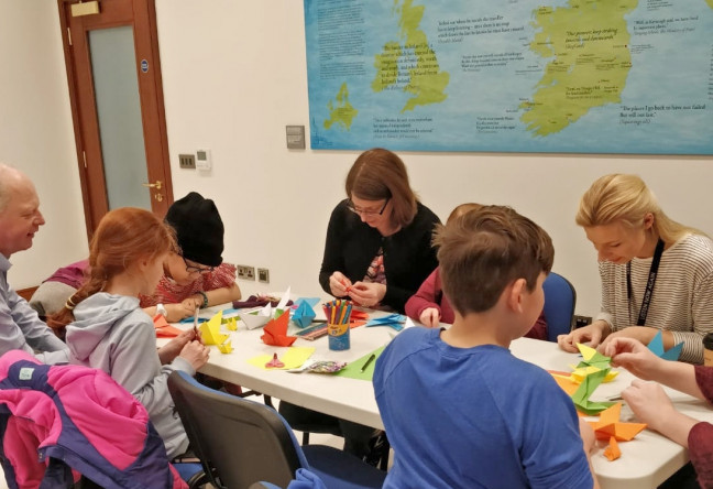 Things to do in County Dublin, Ireland - Origami Workshop - YourDaysOut