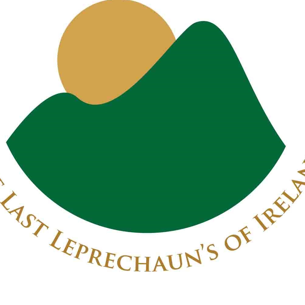 Leprechaun and Fairy Cavern logo