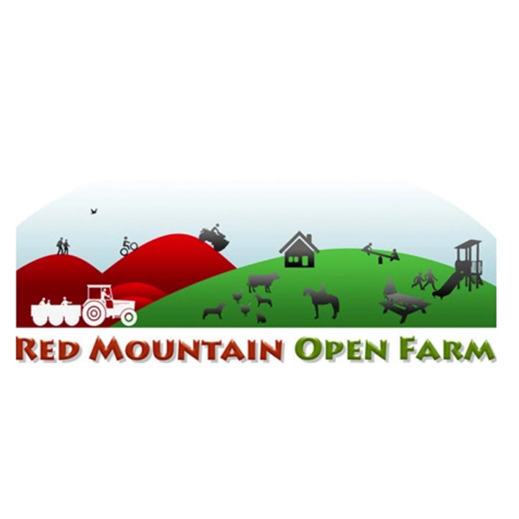 Christmas @ Red Mountain Open Farm logo